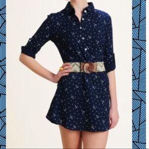 Jachs girlfriend long sleeve shirt dress